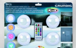 Grundig LED Spots