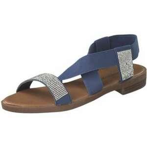 Claudia Ghizzani Sandale Damen blau