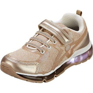 Geox J ANDROID G Sneaker Mädchen gold