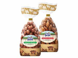 Gebrannte Haselnüsse/Mandeln/Erdnüsse