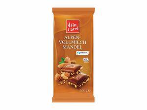 Alpenvollmilchschokolade