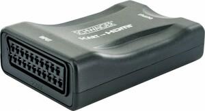 Schwaiger SCART-HDMI Konverter | B-Ware - der Artikel ist neu - Verpackung beschädigt
