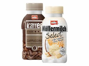 Müllermilch Select/Typ Kaffee