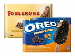 Toblerone/Oreo/Daim Stieleis
