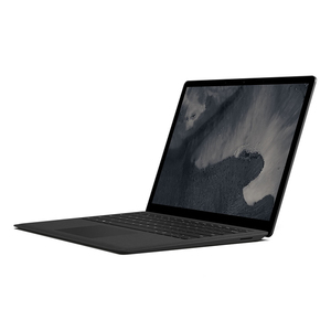 Microsoft Surface Laptop 2 256GB mit Intel i5 & 8GB RAM - schwarz