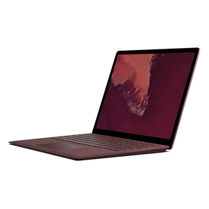 Microsoft Surface Laptop 2 256GB mit Intel i5 & 8GB RAM - burgunderrot