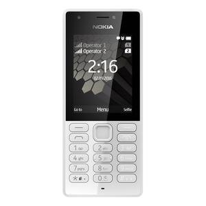 "Nokia 216 Dual-SIM Grau [6,1cm (2,4"") TFT Display, Nokia Series 30+, 0.3MP Hauptkamera]"