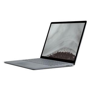 Microsoft Surface Laptop 2 128GB mit Intel i5 & 8GB RAM - platingrau