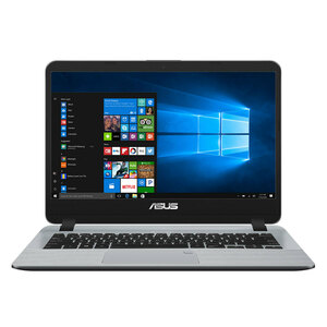"""Asus VivoBook F407UA-EB273T / 14,0"""" FHD / Intel i5-8250U / 8GB DDR4 / 256GB SSD / Win 10"""