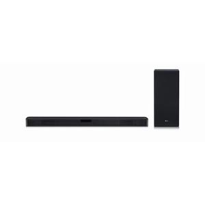 LG SL5Y, Schwarz - 2.1 Soundsystem (Dolby Virtual:X, 400W)