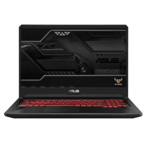 "Asus TUF Gaming FX705DU-AU027T / 17,3"" Full-HD / Ryzen 7-3750H / 8GB RAM / 256GB SSD / 1TB HDD / GeForce GTX 1660Ti / Windows 10"