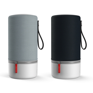 Libratone ZIPP 2 Bundle Multi-Room [2 Stück ZIPP 2 - 1x Stormy Black + 1x Frosty Grey]