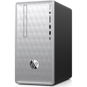 HP Pavilion Desktop 590-p0533ng Ryzen 3 2200G, 8GB RAM, 256GB SSD, AMD Vega 8, DOS