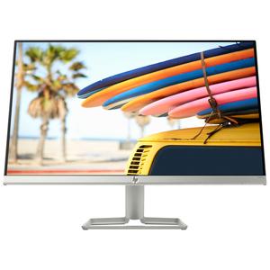 HP 24fw - 61 cm (24 Zoll), LED, IPS-Panel, AMD FreeSync, HDMI, silber-weiß