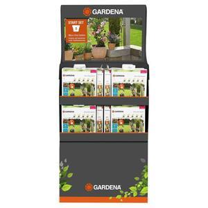 Gardena              Micro-Drip-System Start-Set Pflanztöpfe S DY