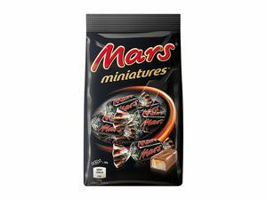 Mars/Bounty/Snickers/Twix Miniatures