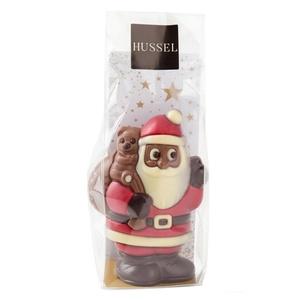 Weihnachtsmann mit Sack 6,65 € / 100g