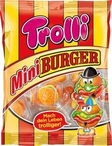 Trolli Mini Burger 170 g
