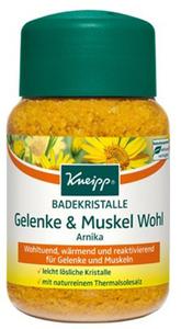 Kneipp Badekristalle Gelenke & Muskel Wohl 0,5 kg