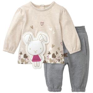 Newborn Langarmshirt und Hose im Set