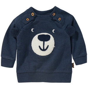 Newborn Sweatshirt mit Applikation