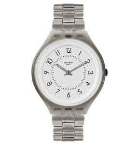 swatch             New Skin Armbanduhr Skinsteps SVUM101G