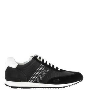 "KARL LAGERFELD             Sneaker ""VELOCITOR Digi-Karl Lace Mix"", Logo-Print"