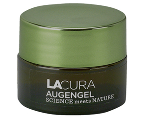 """LACURA Augengel """"SCIENCE meets NATURE"""""""