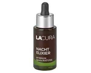"""LACURA Nachtelixier """"SCIENCE meets NATURE"""""""