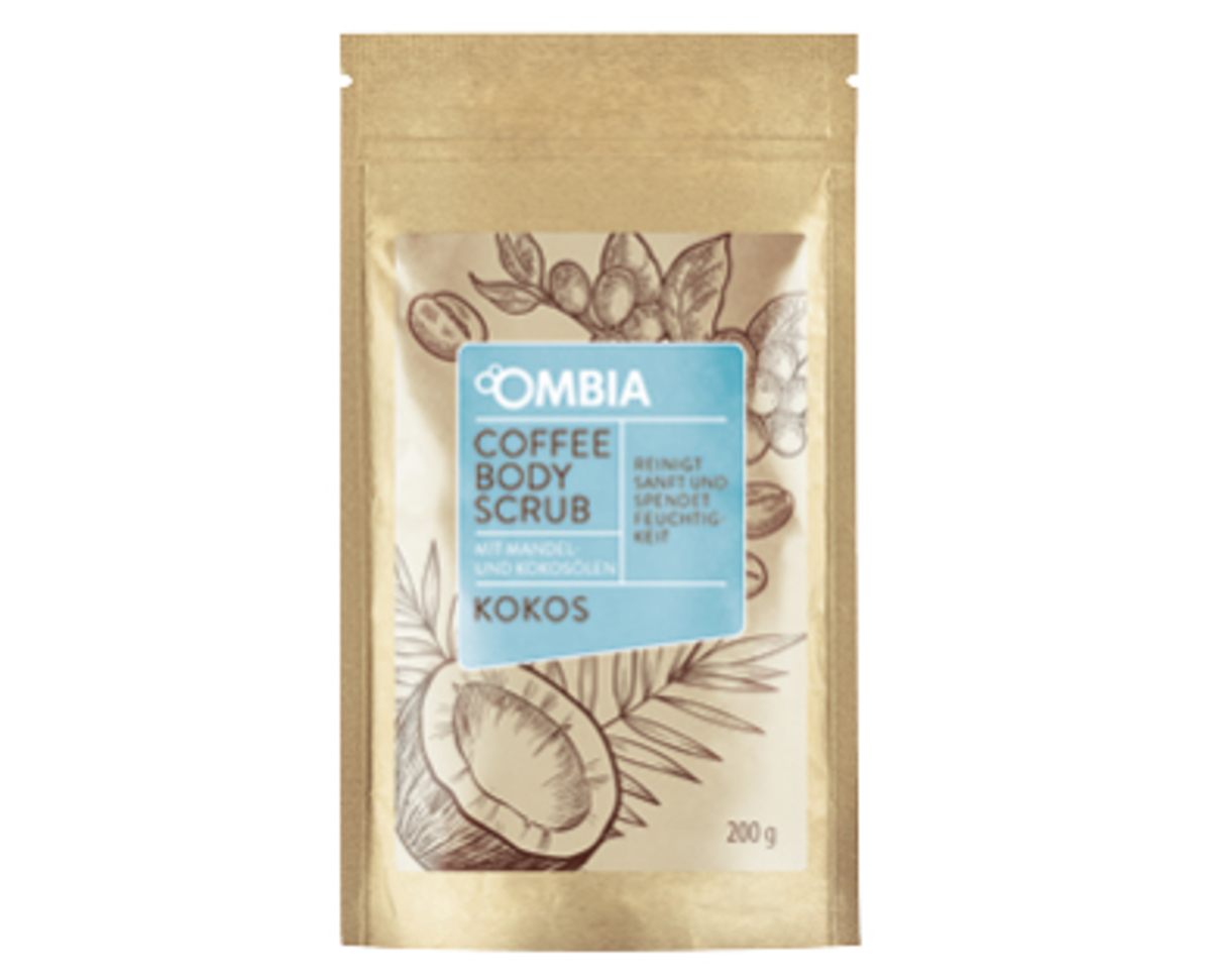 Bild 1 von OMBIA Coffee Body Scrub