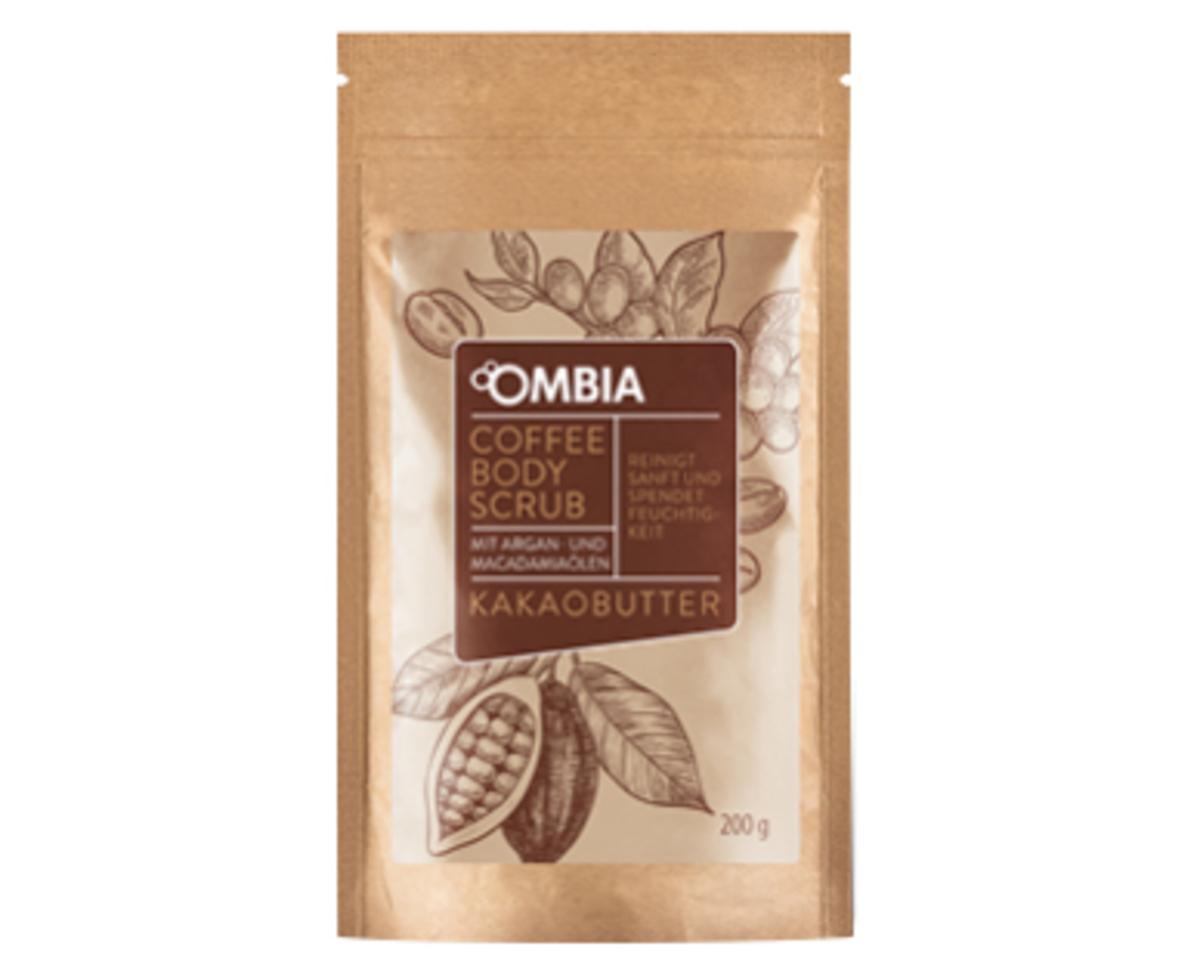 Bild 2 von OMBIA Coffee Body Scrub