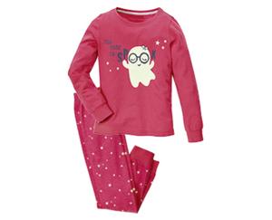 """alive®  Kinder- oder Kleinkinder-Schlafanzug """"glow in the dark"""""""
