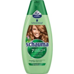 Schwarzkopf Schauma Shampoo oder Spülung