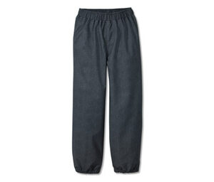 Softshellhose im Jeans-Look