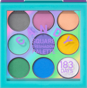 183 DAYS by trend IT UP Lidschatten Candy Square Eyeshadow Palette 010