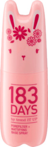 183 DAYS by trend IT UP Gesichtsbasis Porefilter + Mattifying Base Spray