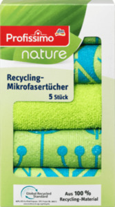 Profissimo Recycling-Mikrofasertücher