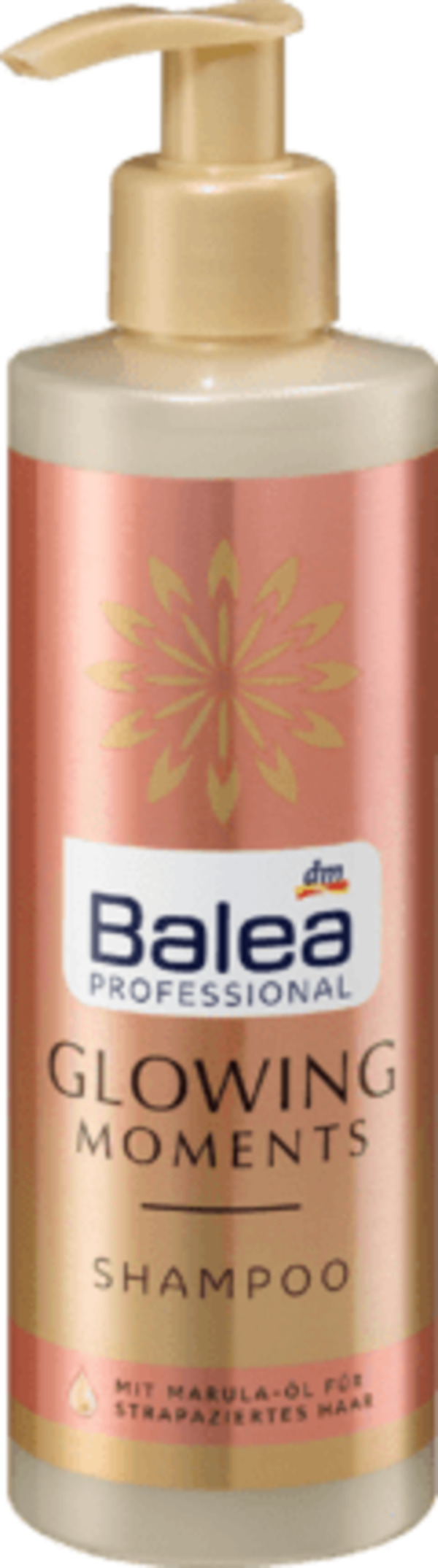 Balea Shampoo Glowing Moments