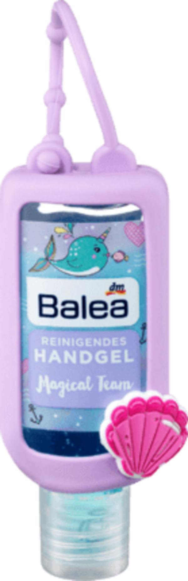 Balea Hygiene-Handgel Narwal