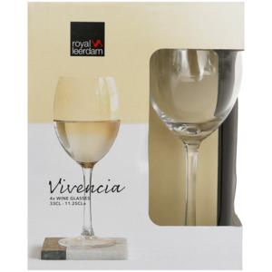 Royal Leerdam Weißweingläser