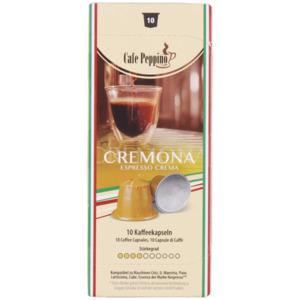 Café Peppino Kaffeekapseln Cremona