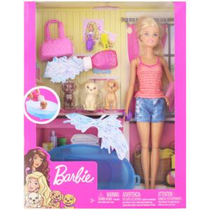 Barbie Welpen-Trimmsalon