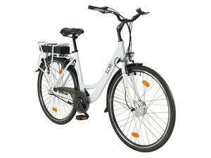 Llobe E-Bike Blanche Deux Citybike, 28 Zoll