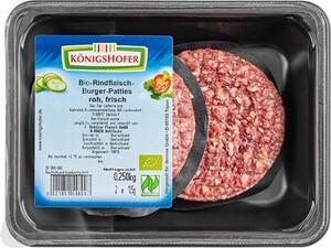 Königshofer Burger-Patties