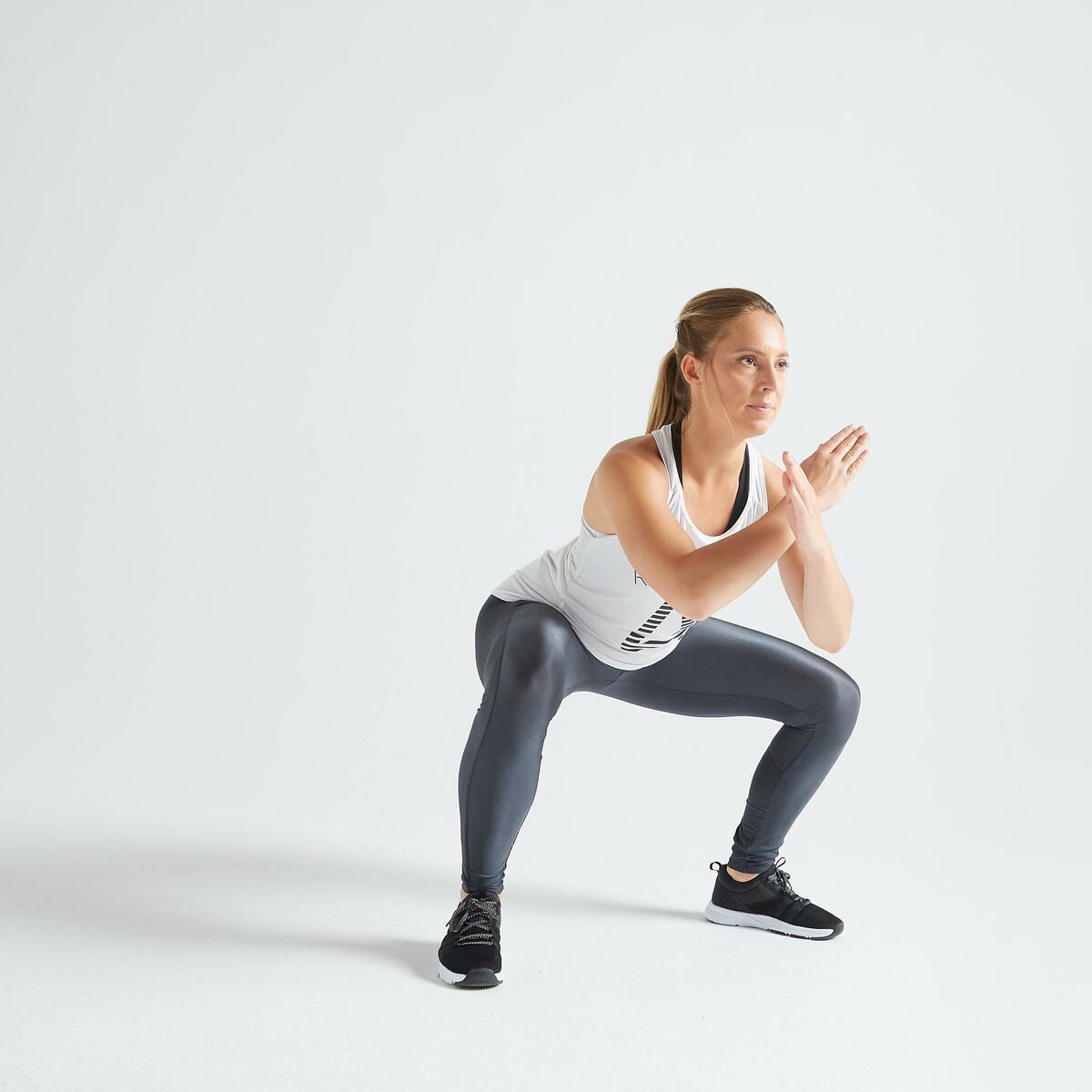 Bild 2 von Top FTA 120 Fitness Cardio Damen weiβ