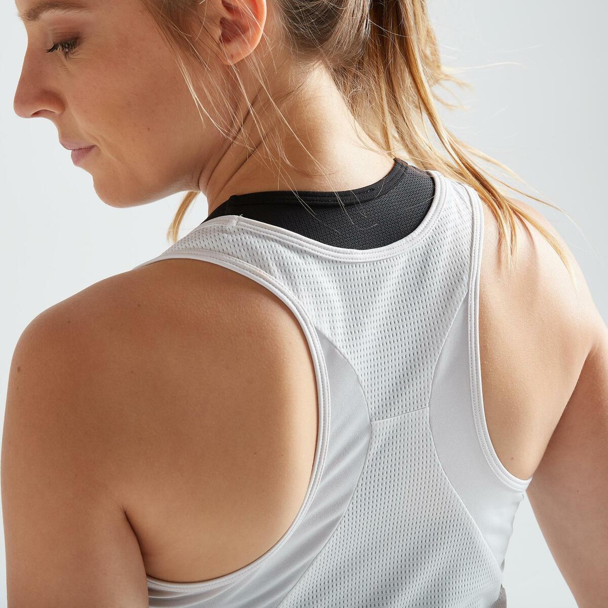 Bild 3 von Top FTA 120 Fitness Cardio Damen weiβ