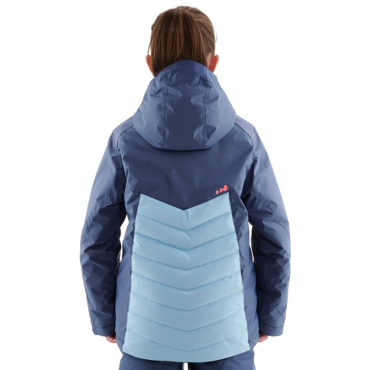 Bild 5 von Skijacke 300 Kinder blau