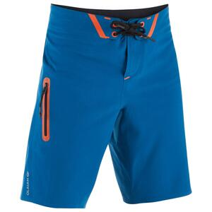 Boardshorts lang Surfen 900 Tween Full petrol