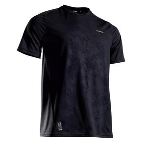 T-Shirt Dry 500 Herren schwarz