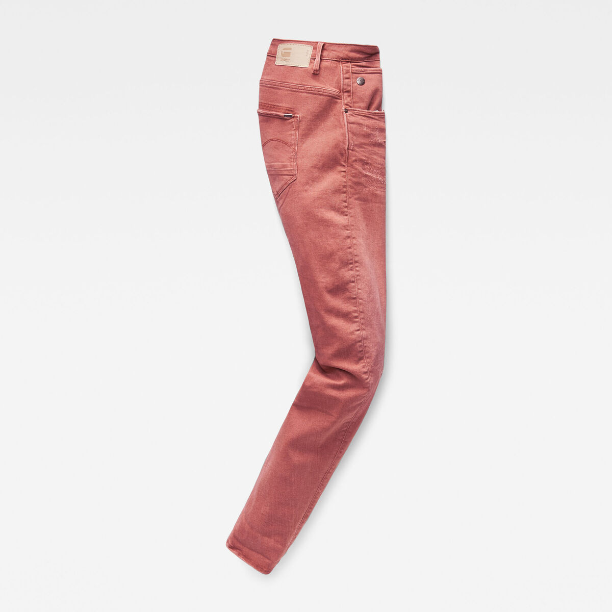 Bild 5 von Arc 3D Low Boyfriend Earthtrace Restored Colored Jeans